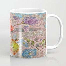 Spring Floral - Painterly Coffee Mug