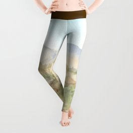 The Golan Heights - WC150615-12b Leggings