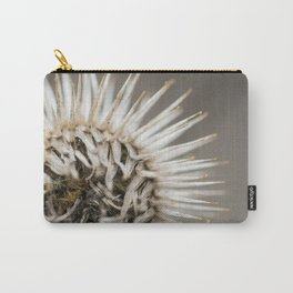 Fall Flower Carry-All Pouch