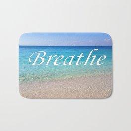 Breathe Cayman Relaxing Beach Waves Bath Mat