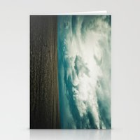 montana Stationery Cards featuring Montana Sky by Emerald Shatto