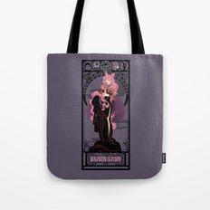 Black Lady Nouveau - Sailor Moon Tote Bag