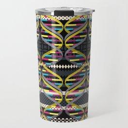 Pattern DNA Travel Mug