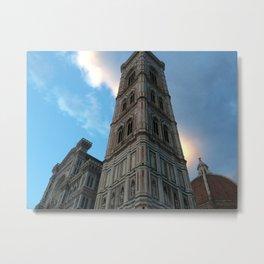 Cattedrale di Santa Maria del Fiore Metal Print