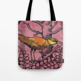 ORANGEBIRD Tote Bag