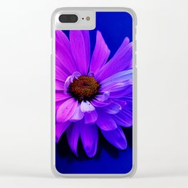 flower From New York Clear iPhone Case