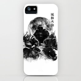 Fūrin Kazan iPhone Case