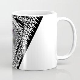 """Foggy Triangle Point of View"" Coffee Mug"