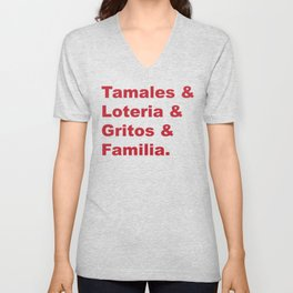 Traditions Unisex V-Neck
