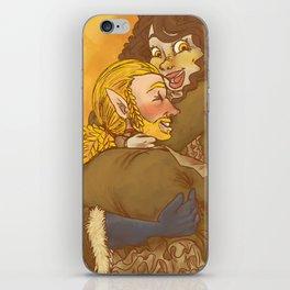 Harvest Gold iPhone Skin