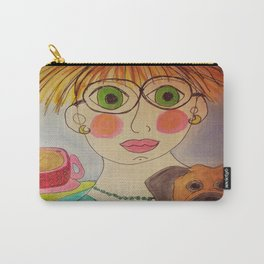 """Tallulah's World"" Carry-All Pouch"