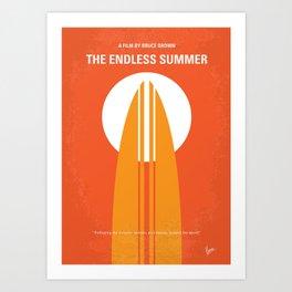 No274 My The Endless minimal movie poster Art Print
