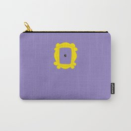 Friends Peephole Frame Carry-All Pouch