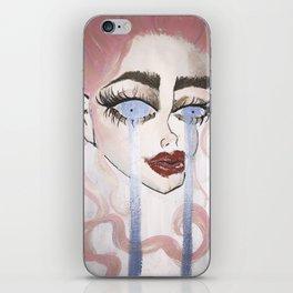 Miss Rose iPhone Skin