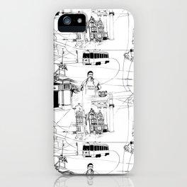 West Philadelphia iPhone Case