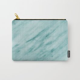 Audace Turchese green marble Carry-All Pouch