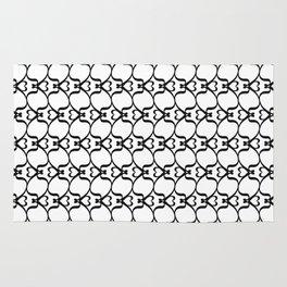 Zeta - Greek Fonts Patterns_Alphabet Rug