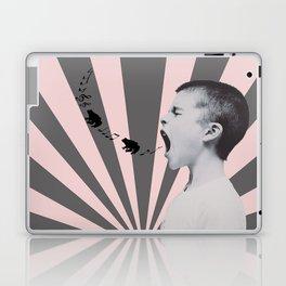 SINGING FROGS Laptop & iPad Skin
