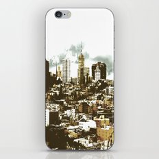 sanscape 2 iPhone & iPod Skin