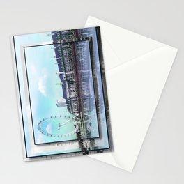 London Eye Stationery Cards