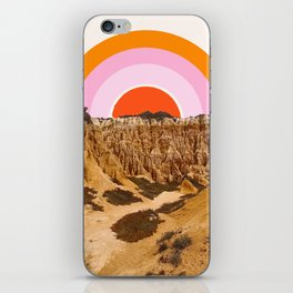 Alentejo Rainbow iPhone Skin