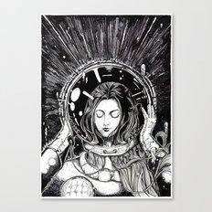 AURORA 1 Canvas Print
