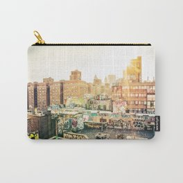 New York City Graffiti Carry-All Pouch