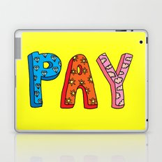 PAY Laptop & iPad Skin