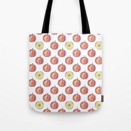 Apple mood Tote Bag