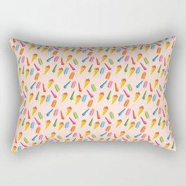 Gelato n' Fun #2 Rectangular Pillow