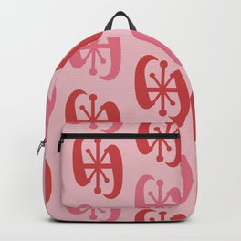 Starburst Bell Peppers Red Backpack