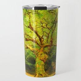 Golgotha Tree Travel Mug