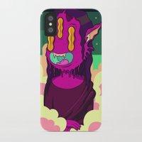 mona lisa iPhone & iPod Cases featuring Mona Lisa by Beatriz