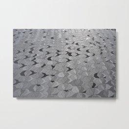 Les oiseaux Metal Print