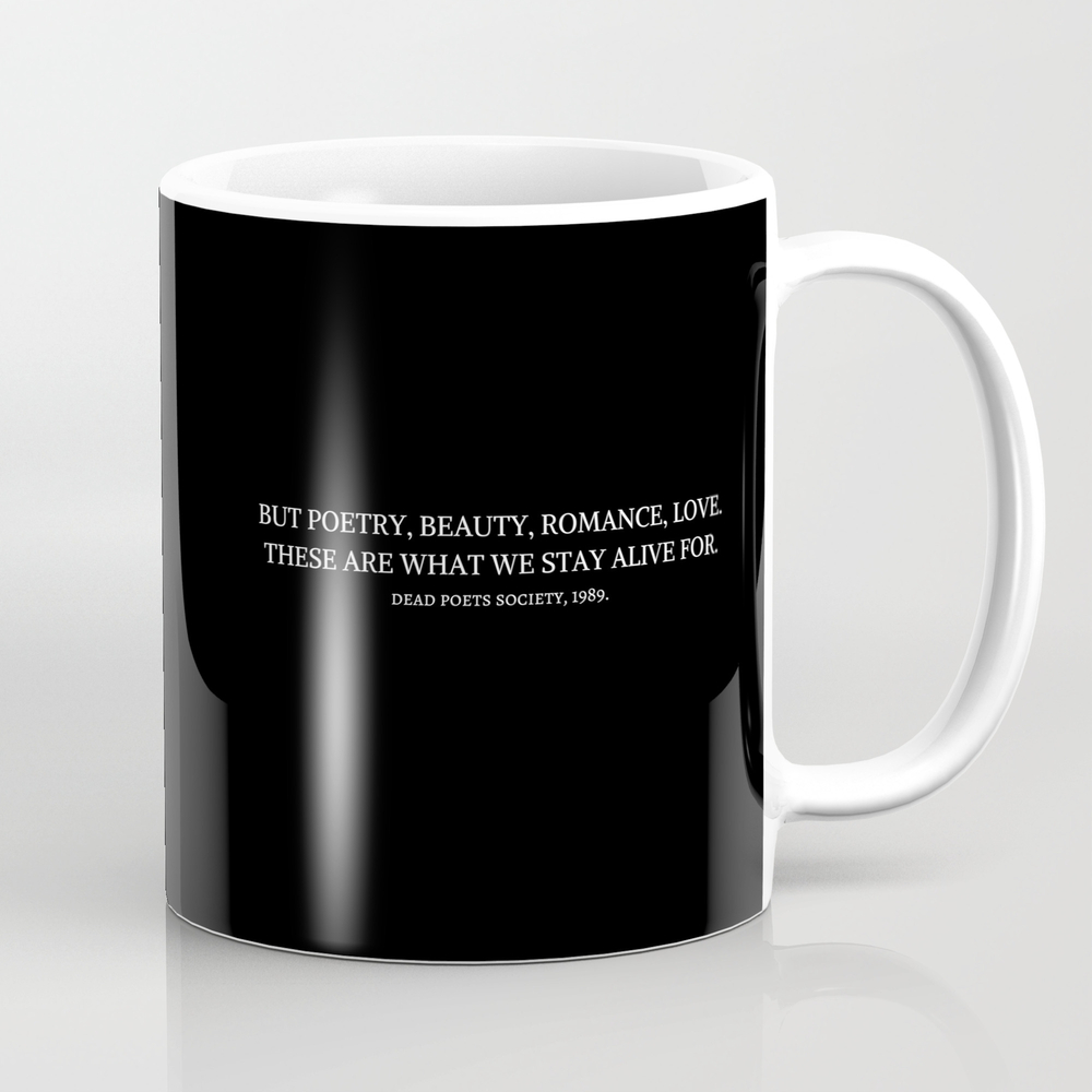 Dead Poets Society Mug by Hemingways MUG9002503