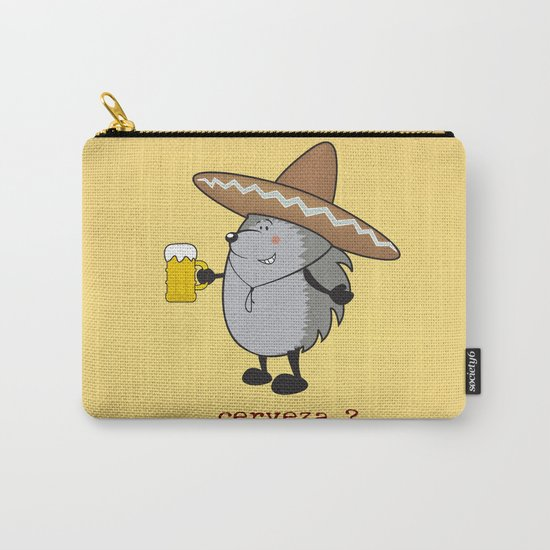 cerveza? Carry-All Pouch