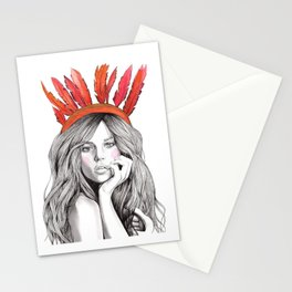 Indienne Stationery Cards