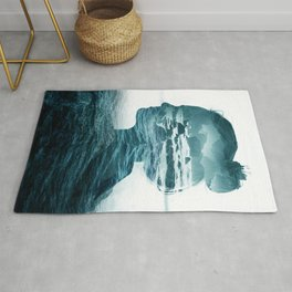 The Sea Inside Me Rug