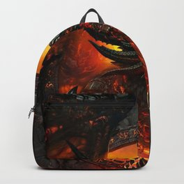 Hell Dragon Backpack