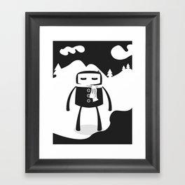 aibo Framed Art Print