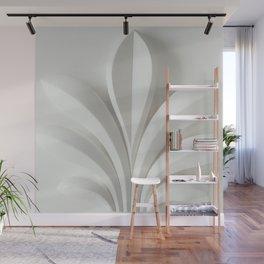White sculpture Wall Mural