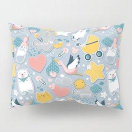 My Baby's Calendar 2020 // baby girl or boy Pillow Sham
