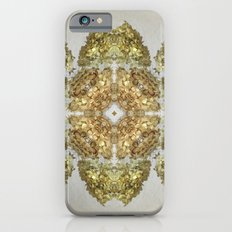 Hydrangea pattern Slim Case iPhone 6s