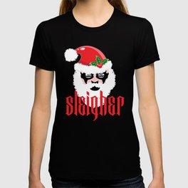 Sleigher | Christmas Xmas Parody T-shirt
