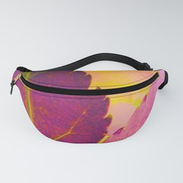 Maple Leaf Abstract Fanny Pack