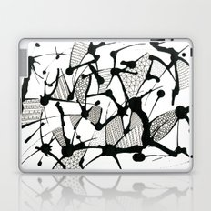 Ink Doodles Laptop & iPad Skin