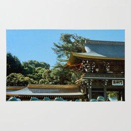 Tokyo Meiji Shrine Rug