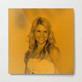 Gabrielle Christian - Celebrity Metal Print