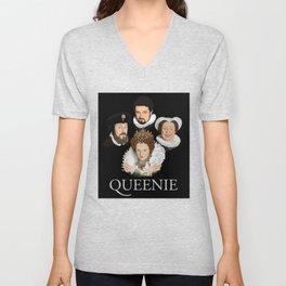 """Queenie"" Unisex V-Neck"