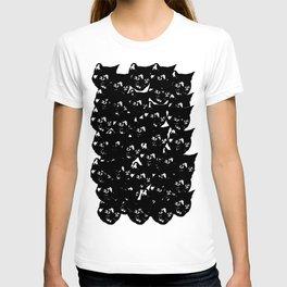 All-Over Tortoiseshell Kitty Stamp T-shirt